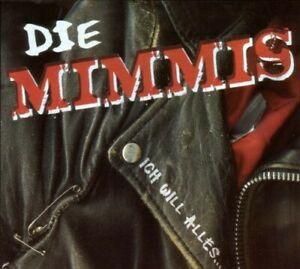 DIE-MIMMI-039-S-ICH-WILL-ALLES-UND-NOCH-MEHR-CD-NEW