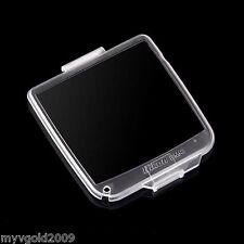 for Nikon D200 LCD Screen Hard Plastic Pretector, BM-6 Screen Cover