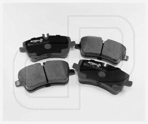 Bremsbelaege-Bremskloetze-MERCEDES-C-Klasse-W203-vorne-Vorderachse