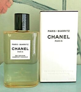 c2fa111a8f Details about Chanel Paris - Biarritz Hair and Body Shower Gel 6.8 oz 200  ml NIB