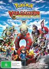 Pokemon The Movie - Volcanion And The Mechanical Marvel (DVD, 2016)