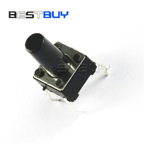 SMD//DIP Tactile Push Switch Through Hole 3X6X2.5mm-6X6X17mm Right Angle 2-5p BBC