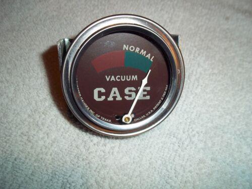 "New USA Vacuum gauge,/""NON WORKING/"" Case tractor diesels 400,500,600,700,800,900"