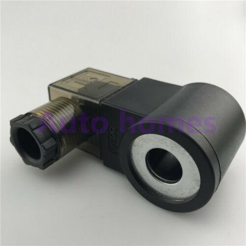 elevator hydraulic solenoid valve cartridge valve coil bore 13mm height 37mm