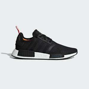 save off 1bb7a a7915 Details about Adidas B37621 NMD R1 Running shoes black sneakers