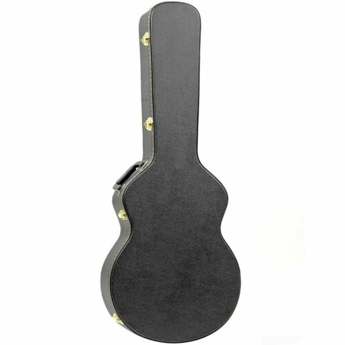 New Guardian CG-020-OS Hardshell Case for 12th Fret OOO Acoustic Guitar Black