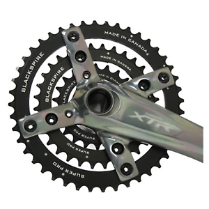 Blackspire Super Pro M960X chainring 44T black 146BCD