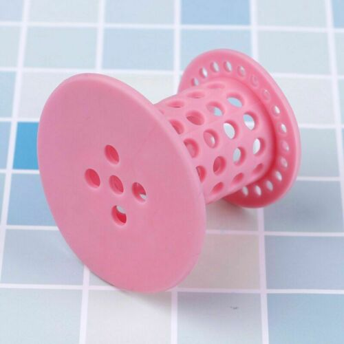 Bathtub Floor Drain Plug Holder Hair Catcher Removal Collector Clean Kit Water