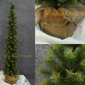 Tall Thin Artificial Christmas Trees