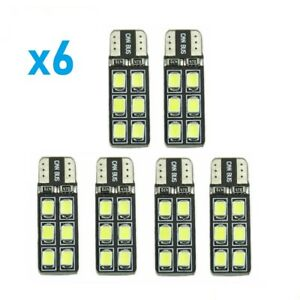 Bombillas-T10-LED-Canbus-5500k-12SMD-5W5-DC12V-posicion-matricula-interior