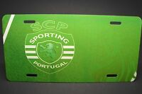 Sporting Clube De Potugal,sporting Lisbon Metal Car License Plate