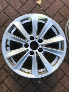 "BMW 5 SERIES F10 F11 17"" STYLE 236 ALLOY WHEEL RIM 6780720 8Jx17 IS30 GENUINE #3"