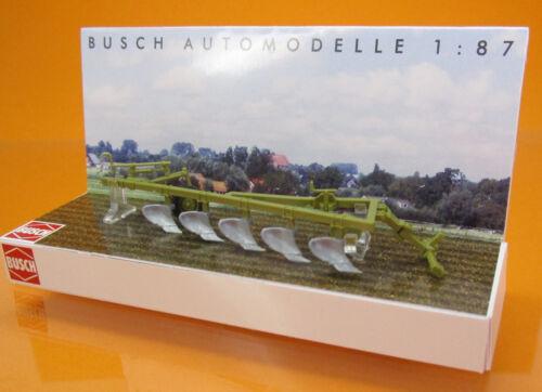 Busch 42850 IFA Fortschritt Pflug B200 Scale 1 87