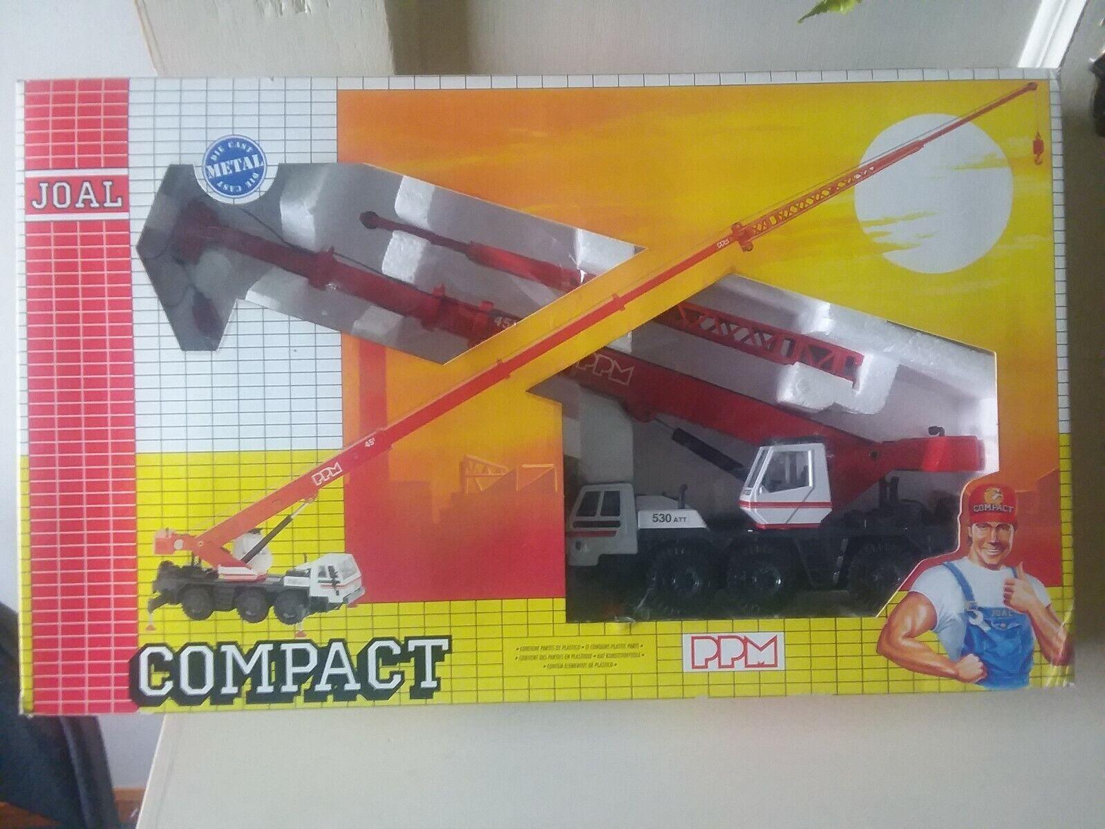 JOAL PPM 530ATT Crane 1 50 Scale REF168