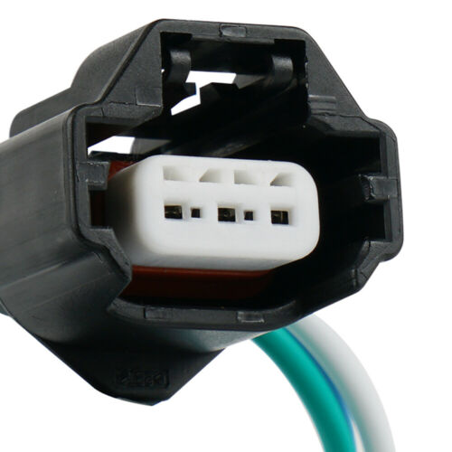 Coche del árbol de Levas Sensor del Cigüeñal conector 3 pre Alambre Enchufe Ajuste Nissan para Infiniti
