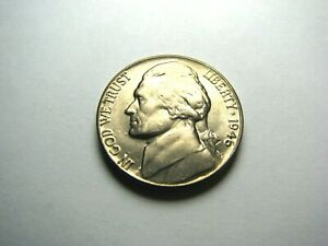 1946-D-Jefferson-Nickel-Gem-BU-Uncirculated