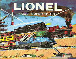 1959 LIONEL TRAINS  CONSUMER CATALOG NEAR MINT NR