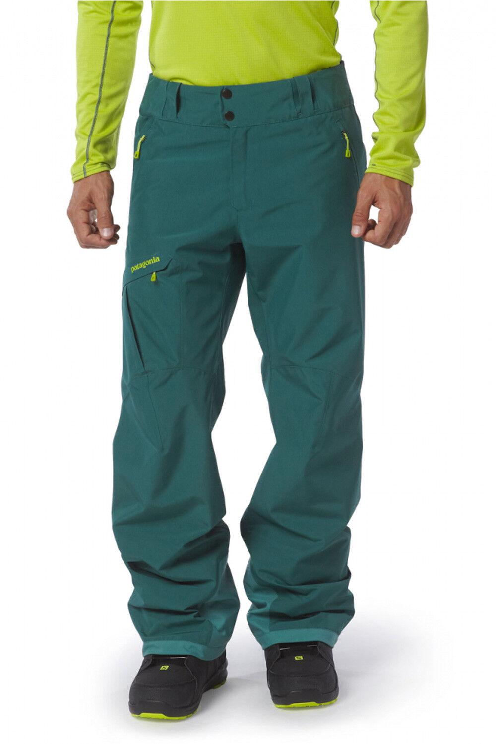 Patagonia Powder Bowl Pants Men- Skihose Hardshell Männer XL Gore Tex UVP 309,-