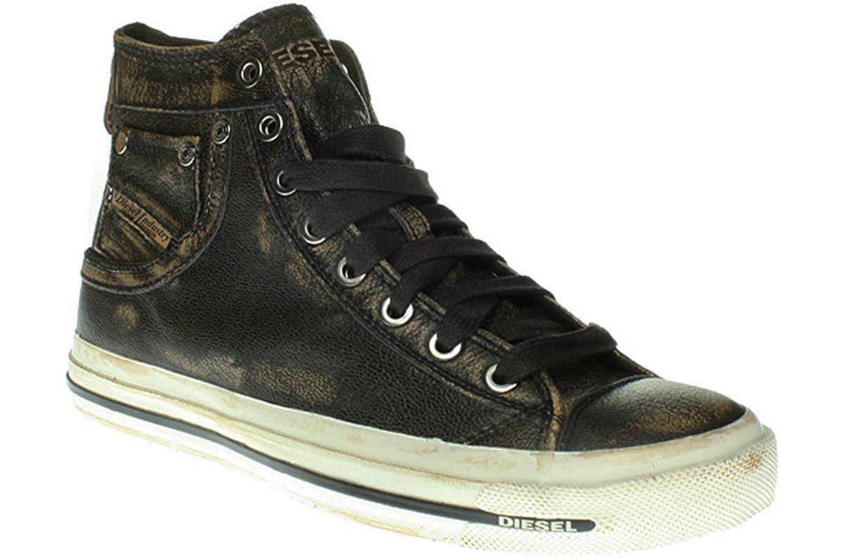 Diesel imanes exposure IV W-señora zapatos zapatillas-y00638 p1090-t2184