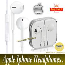 Earphone for Apple iPhone 6/5/5S/5C Headphone EarPod  Handsfree With Mic