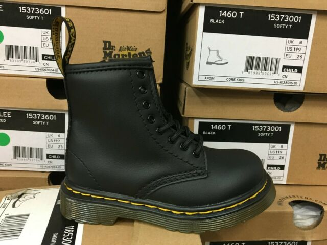 dr martens youth 1460 softy t