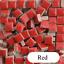 thumbnail 3 - Tiny Ceramic Mosaic Tiles For Crafts Square Porcelain Art Pieces Hobbies 50pcs