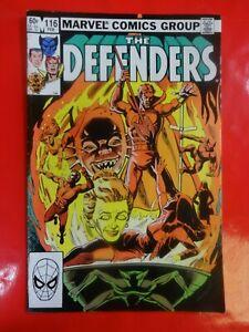 defenders-116-comic-Marvel-comics-Comic-book