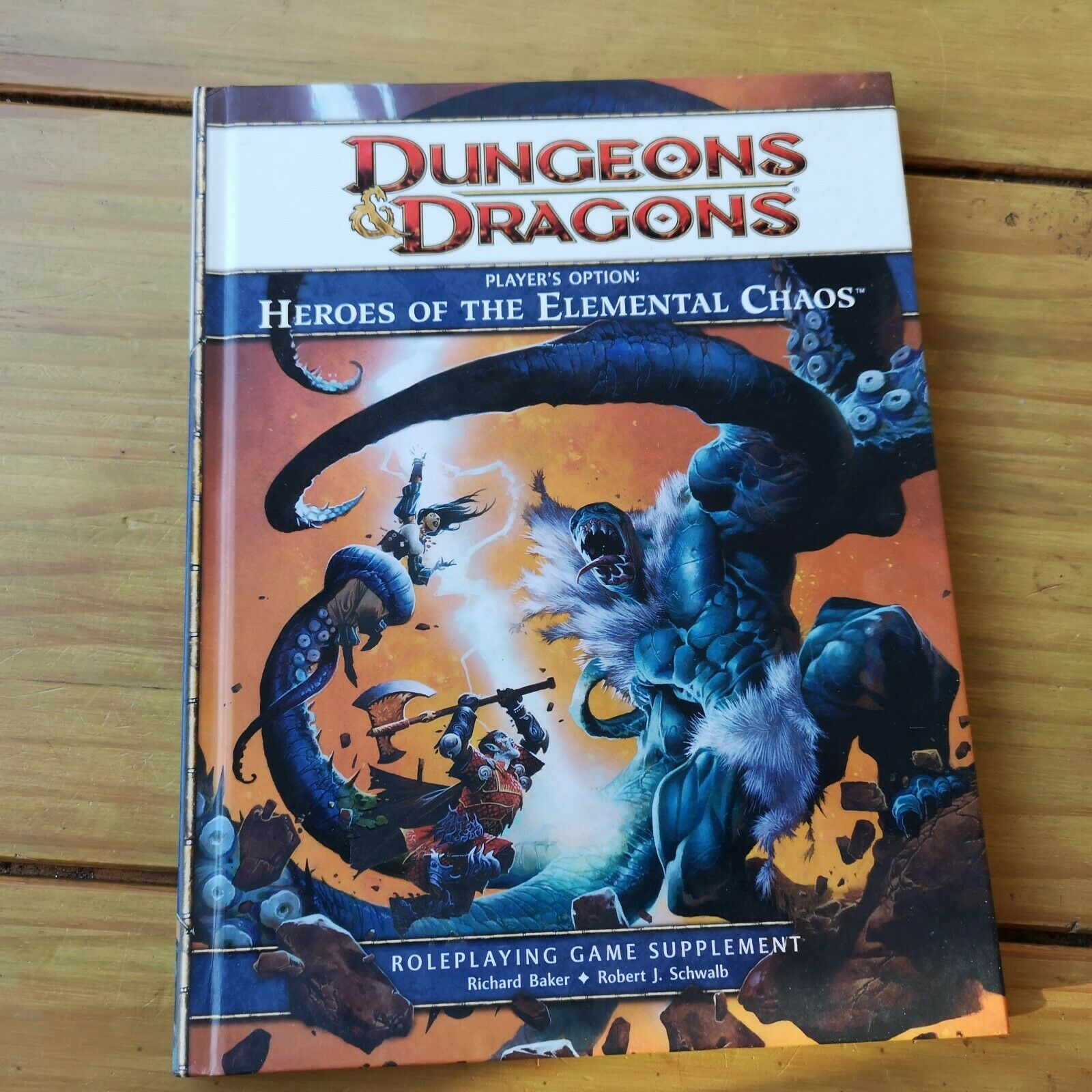 Dungeons & Dragons  - Heroes of the Elemental Chaos