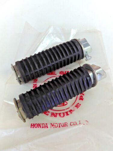 Honda CB400 CB400F CB550 CB750 Pillion Foot Rest NOS Japan