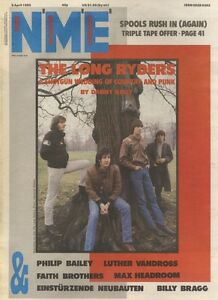 THE-LONG-RYDERS-0N-THE-COVER-PAGE-0F-NME-NEWSPAPER-6-4-1985