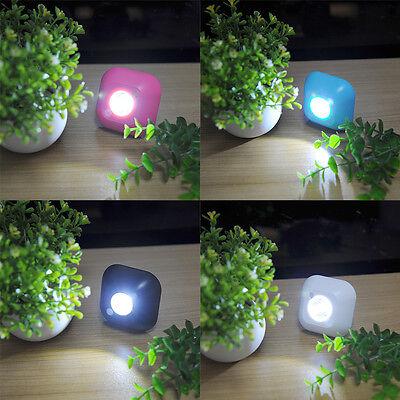 Wireless Infrared Motion Sensor Ceiling Night  Light Porch Lamp Battery Powered