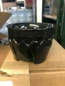 Dinex-DX520003-Fenwick-5-oz-Onyx-Insulated-Bowl-Priced-PER-DOZEN