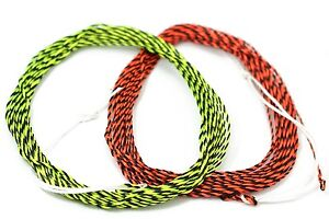 2-pcs-12FT-Tenkara-Furled-Leader-Fly-Fishing-Line-Double-Color-Braided-Line