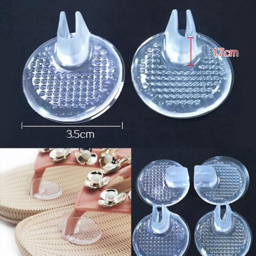 6pcs Flip flop Sandals Soft Gel Shoe Insoles Pads Cushion Foot Toes Protector US
