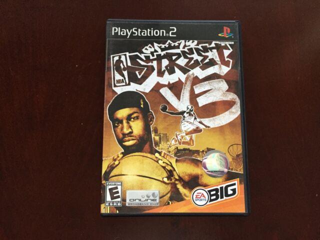 NBA Street V3 - PS2