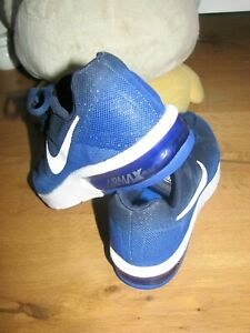 Details zu NIke Airmax Sequent Sneaker Jungen Gr 36 blau weiß top stylisch