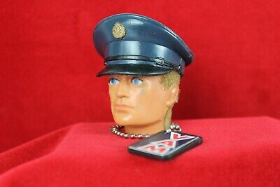 Vintage Action man officiers Cap