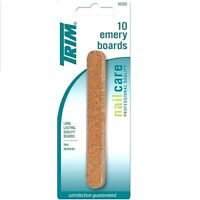 Trim Files Emery Board Standard File 6 Cards (10ct Each Card) 62500