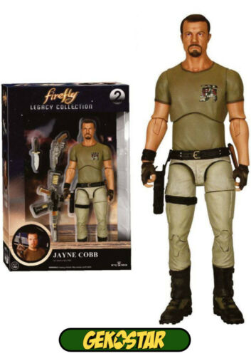 JAYNE COBB-FIREFLY Legacy COLLEZIONE ACTION FIGURE