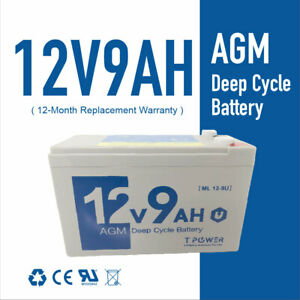 NEW-12V-9AH-SLA-AGM-Deep-Cycle-Battery-Same-Size-as-12V-7ah-7-2ah-4-NBN-Longer