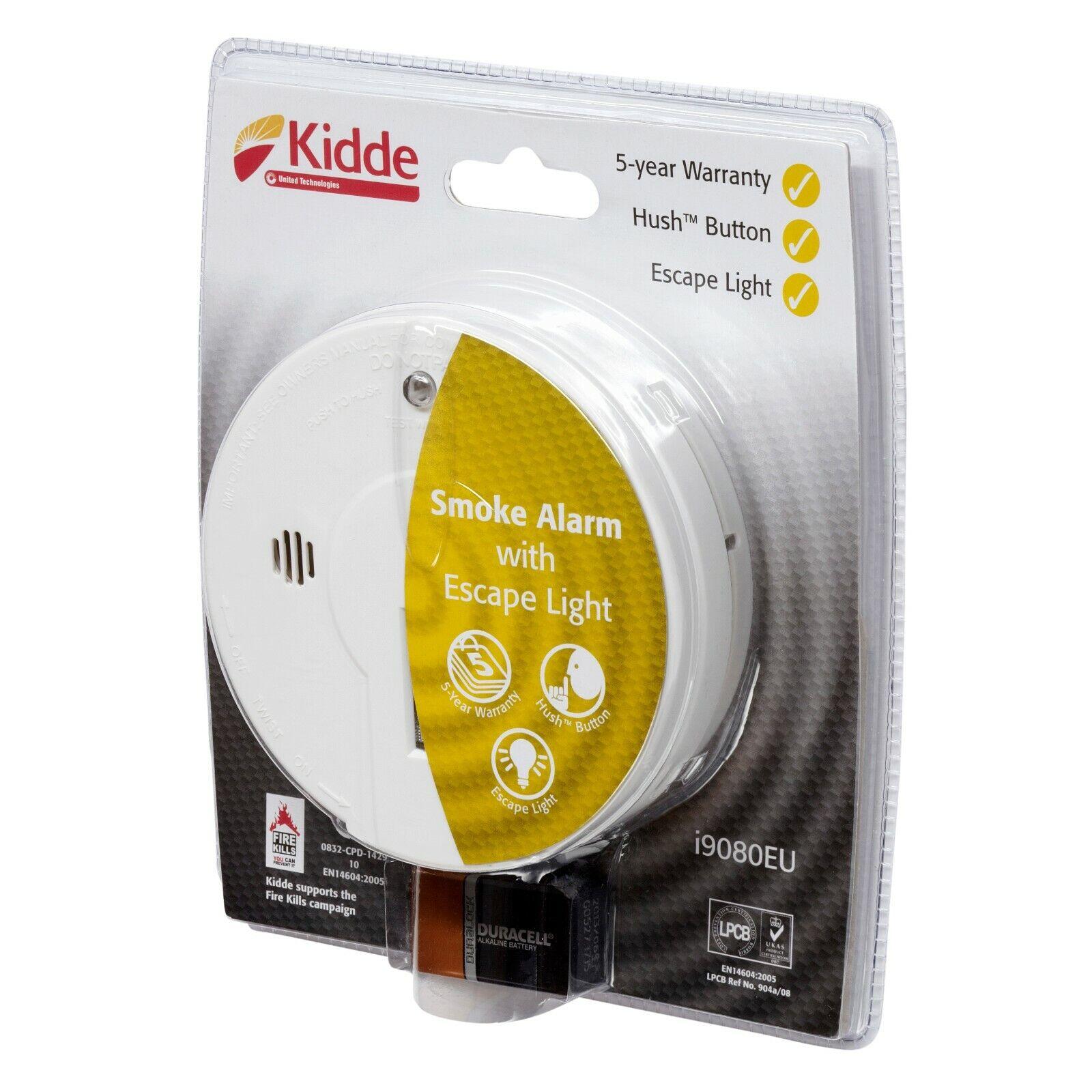 Kidde i9080 Ionisation Smoke Alarm with