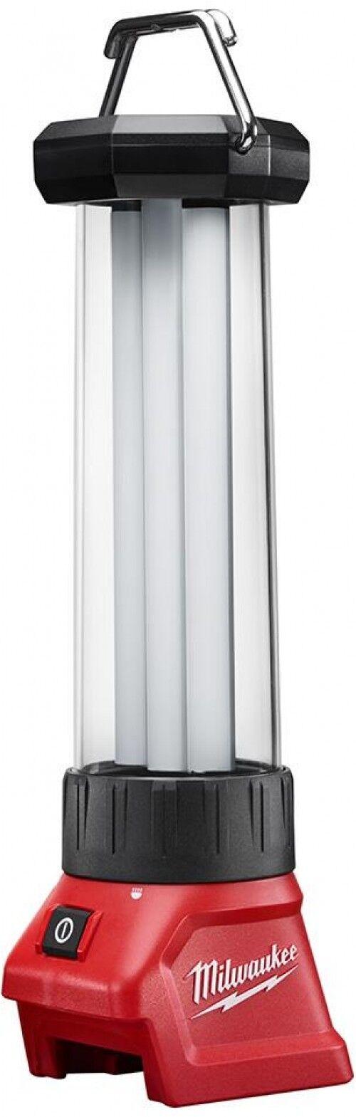 Flood Light Milwaukee 18-Volt Lithium-Ion Cordless LED Lantern Adjustable Beam