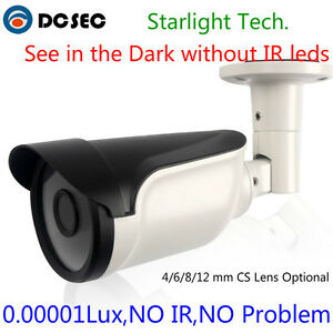 Starlight analog cctv bullet security camera color night vision low image is loading starlight analog cctv bullet security camera color night mozeypictures Gallery