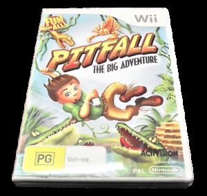 Pitfall-The-Big-Adventure-Nintendo-Wii-PAL-Complete-Wii-U-Compatible