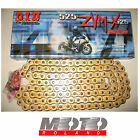 CATENA da MOTO DID passo 525 ZVMX-RING ORO 100 maglie G&G X-RING PROMOZIONE