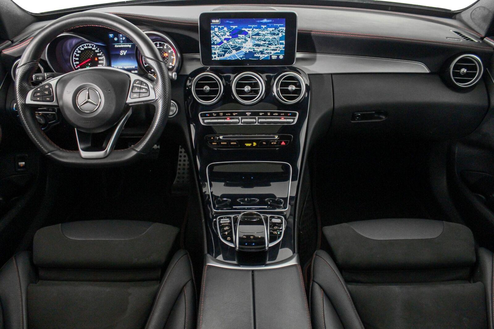 Mercedes C43 AMG aut. 4Matic