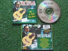 Latin Soul NOEL ESTRADA **En Mi Viejo San Juan** ORIGINAL USA 1992 CD