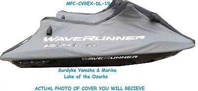 MWV-CVREX-DL-18 YAMAHA OEM WAVE RUNNER COVER EX SPORT DELULXE