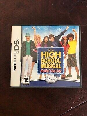 Nintendo DS - High School Musical: Makin the Cut! game   eBay