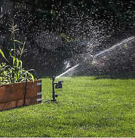 Water Jet Spray Repeller Cat Dog Bird Fox Rabbit Garden Pest Deterrent Scarer